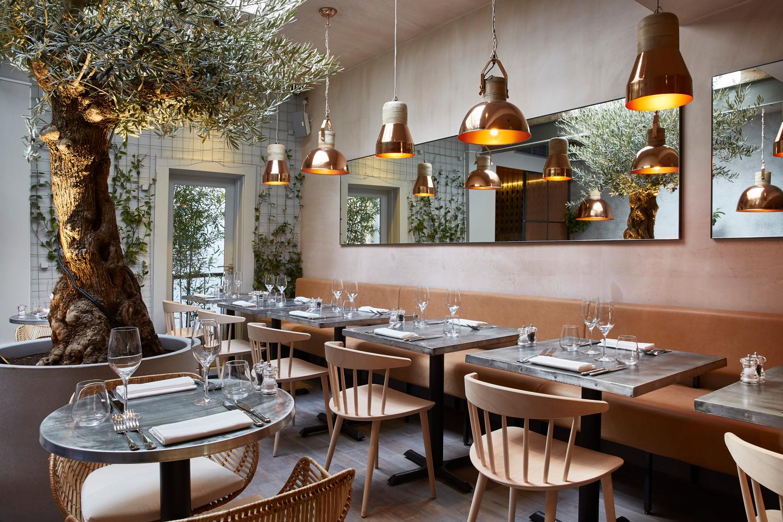 Gallery Bandol Restaurant Chelsea London